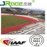 Revestimento de passeio da superfície da pista de decolagem dos revestimento das trilhas Running atléticas