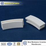Alumine de 92% enclenchant Tile&#160 en céramique ; en tant que Materials&#160 résistant à l'usure ;