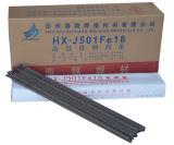 CCSの高く効率的な炭素鋼の電極(HX。 J501Fe18)