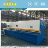 QC12y-6X2500 de Hydraulische Scherende Machine van de Straal van de Schommeling