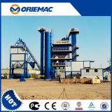 usine de traitement en lots de l'asphalte 125t/H stationnaire