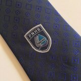 Tissus Jacquard de gros logo personnalisé Neck Tie, a fait 100 % soie cravates (L062)