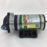 전기 펌프 100gpd 0.9 L/M 강한 Self-Priming 0psi 인레트 Ec304