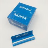 Ultra mince Transprant Cigarette Rolling Paper
