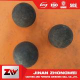 Bola de laminado en caliente de la venta caliente para el molino de bola en Shandong