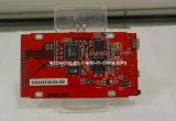 El conjunto rojo PCBA con UL y RoHS (OLDQ-027)