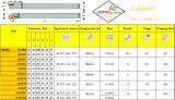 Cutoutil Psknr/L 1616h09 для стального Hardmetal сопрягая стандартный поворачивая Lathe инструментов