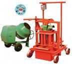 小型の手動空の煉瓦機械