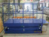 Гидровлический подъем груза лифта платформы груза с CE