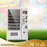 Machine de vente automatique d'articles de soins personnels avec écran d'affichage publicitaire