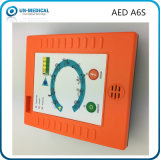 Défibrillateur externe automatique d'AED d'option multilingue