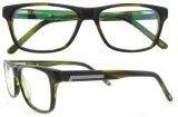 De met de hand gemaakte Frames Van uitstekende kwaliteit van de Glazen van Oogglazen In het groot Met de hand gemaakte Optische