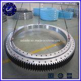 継ぎ目が無い鋼鉄はリング、製造業のフランジ、回転ベアリングのための継ぎ目が無い転送されたリングのための造られた鋼鉄リングを転送した