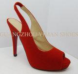 Madame Sandal (YMS002180-01) d'orteil de piaulement de 2013 modes