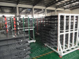 18V 지붕 시스템 145W-155W를 위한 두 배 커버 유리 태양 모듈