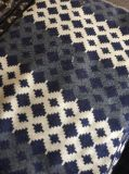 New Design Polyester Knitting machine Woven Jacquard Long Scarf 190X45cm (W007/008/009)