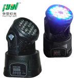 高品質18PCS*3W 4 In1 LEDの段階の移動ヘッド照明