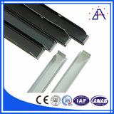 Perfil de extrusão de alumínio para uso no setor