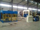 Machine de fabrication de brique simplement automatique hydraulique de bloc