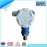 détecteur de pression de silicium diffus par 4-20mA avec le protocole de cerf