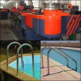 Tournant automatique de l'acier contrôlés par le PLC/aluminium/Machine de cintrage de cuivre (114NCBA)