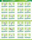 PVC女性連合肘(C14)