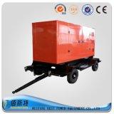 60kw de stille Krachtige Draagbare Generator van de Aanhangwagen van het Huis met Dieselmotor