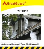 Tipo de remoção de asbesto 5&6 fato-macaco microporosa (AVC1011)