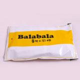 Bollettini stampati espressi del sacchetto di plastica del corriere del sacchetto di marchio dell'elemento portante del LDPE poli