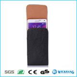 Caisse en cuir verticale de poche d'étui de clip ceinture pour l'iPhone 6/6 positifs/6s/6s plus