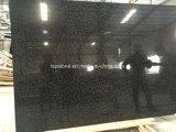 Lastre di marmo di Vento Oracle di prezzi bassi della tartaruga nera della Cina