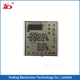 LCD Aanraking LCD van de Monitor LCM van Stn van de Vertoning de Groene Negatieve