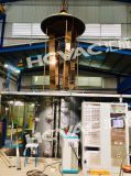 De Machine van de Deklaag van het Titanium van het Meubilair PVD van de Pijp van het Blad van het roestvrij staal
