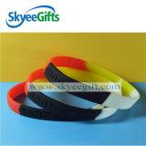 Wristbands promozionali del silicone di Sgement