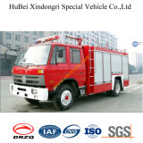 4ton 5ton Dongfeng EQ1141kj 153 de Droge Vrachtwagen Euro3 van de Brand van het Poeder
