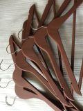 Bride de fixation en bois de qualité enduite en caoutchouc