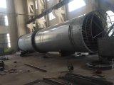 セメントの製造所の予備品か装置を入れることおよび排出すること