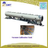 PVC/UPVCの水排水の二重繊維のプラスチック管の押出機の機械装置