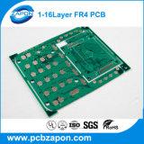 Fr4液浸の金が付いている多層PCB 4つの層のPCB&PCBAの電子部品の1つの停止サービス