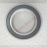 Rodamiento de bolitas profundo del surco del acero inoxidable del alto rendimiento 6001-2RS/Zz