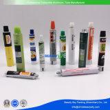 tubo adhesivo de empaquetado de aluminio de los sellantes del tubo del tubo del pegamento del tubo de 13.5m m