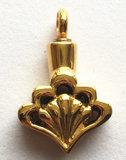 Jewellery нового золота сердца конструкции имитационный с диамантом