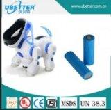7.4V 6400mAh Batterie des Lithium-Batterie-Satz-LiFePO4 für E-Hilfsmittel