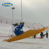 Simple se reposer dans le kayak en plastique de ski de l'eau blanche LLDPE