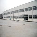 Estructura de acero portátil Construcción de almacenes con muro de parapeto