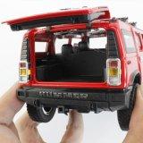 Vorbildliches Spielzeug der Kind-R/C des Hummer-H2 (Lizenz)