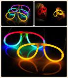 Детали поставкы рождества, благосклонность согласий, украшение партии сортировали Eyeglasses ручки зарева цветов
