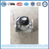 Mètre d'eau de Woltman d'acier inoxydable de solides solubles 304