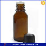 bernsteinfarbiger Glaseurogroßverkauf der flaschen-20ml