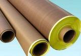 Ruban adhésif en fibre de verre revêtue PTFE